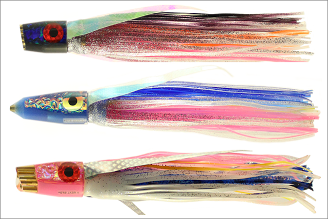 Trolling Lures - Innovative Hand Crafted Big Game Fishing Lures